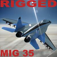 Mikoyan MiG-35 (Fulcrum-F)