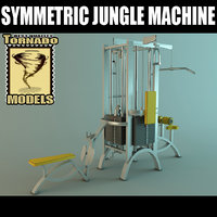 Symetric Jungle Machine