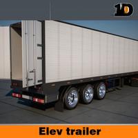 elev trailer