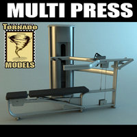 Multi Press Machine