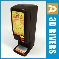 Nacho vending machine by 3DRivers