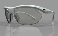 nike sunglasses 3d model
