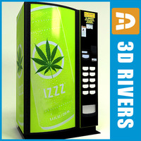 Weed vending machine by 3DRiverss
