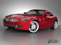 BMW Z4 2009 2010