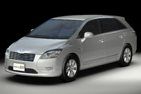 3d toyota mark