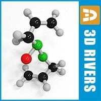 max allicin molecule structure