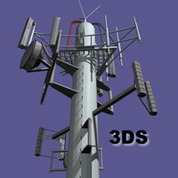 3ds cell phone towers