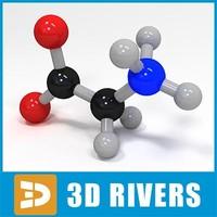Glycine by 3DRiver