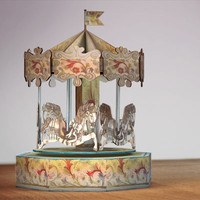 3d toy carousel