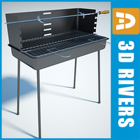 barbecue grill max
