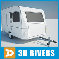 Camping trailer by 3DRivers