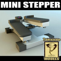 3ds max mini stepper