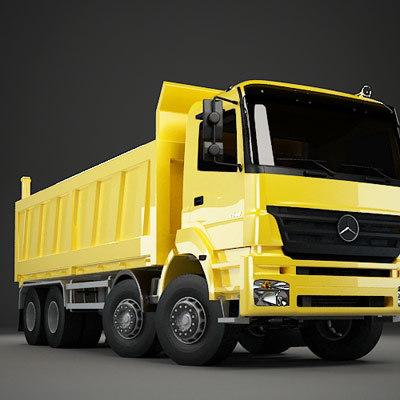 Axor Dump Truck