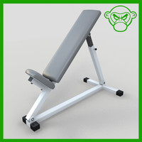 incline bench 3d 3ds