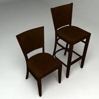Chair_Bergamo_3dsMax7.rar