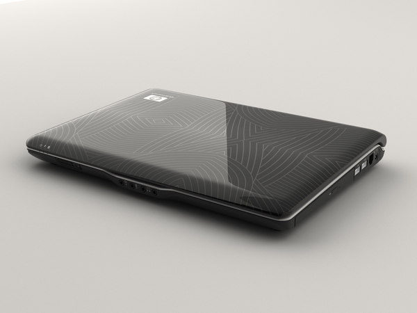 3d model hp pavilion dv2000 - HP Pavilion DV2000... by ken_g9