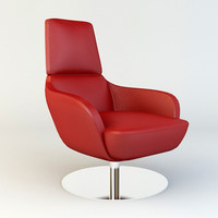 Natuzzi chair model 2236