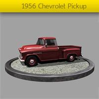 maya 1956 chevrolet pickup