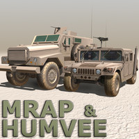 MRAP & HUMVEE