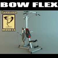 Bow Flex Machine