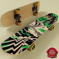Skate board V1