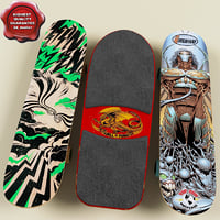 Skate boards collection
