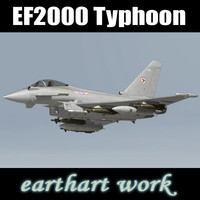 EF2000 Typhoon (British)