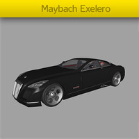 maybach exelero max