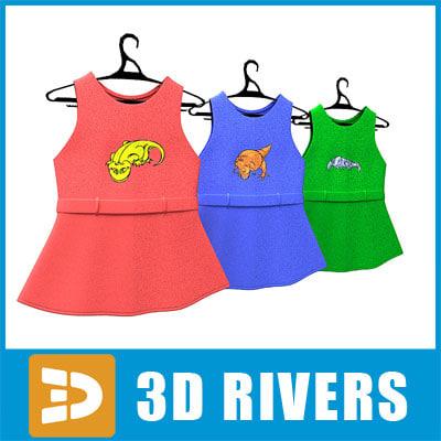 Kids set 01 by 3DRivers
