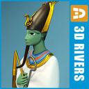 Osiris 3D models