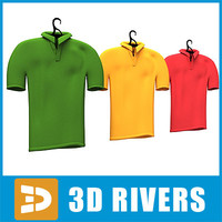 polo set 3d 3ds