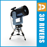 Small telescope 01 by 3DRivers