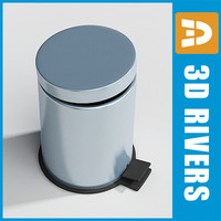 Trash can 03 by 3DRivers