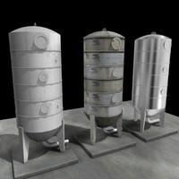 Biodiesel Silo Tank
