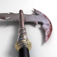 Albion Hand Battle Axe