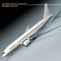 b787 dreamliner 787 3d model