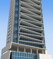 3d model building 04