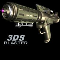Sci Fi Laser Blaster