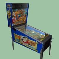 Gilligans Island Pinball Machine