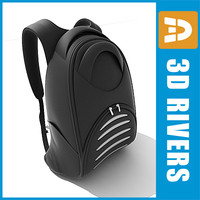 Backpack 03 by 3DRivers