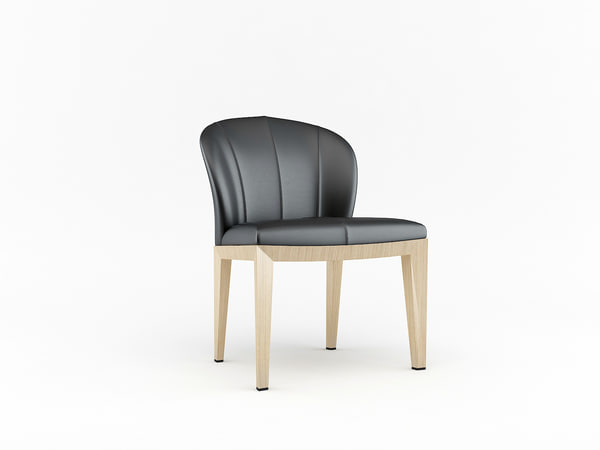 3d model normal chair giorgetti - Giorgetti Normal... by dimosbarbos