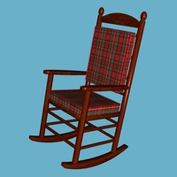 FR Kennedy Rocking Chair