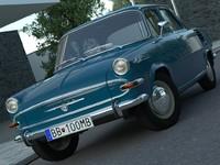 Skoda 1000 MB (1965)