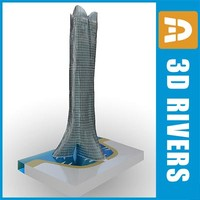 3d schumacher world champion tower