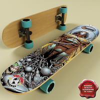 Skate board V3
