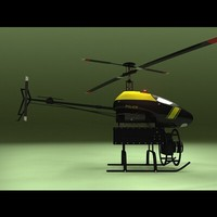 3dsmax uavcopter recon copter uavs