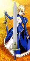 fates excalibur 3d obj