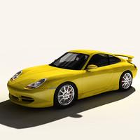 3d 911 gt 3 model