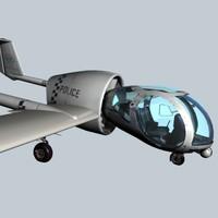 e7a optica 3d model