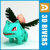 3d japanese pokemon